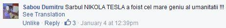 Sabou Tesla purple plates experience